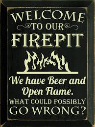 Firepit Signs 17 Best Images About Rving On Pinterest Rustic Wood Flags And