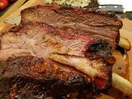 the carnivorous food breeze smoked beef short ribs