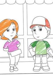 handy manny tools coloring pages handy manny makes disney junior uk