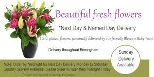 next day flower delivery next day local flower delivery throughout birmingham west midlands