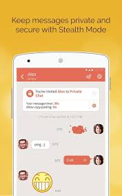 get link apk link messenger 1 4 3 apk android communication apps