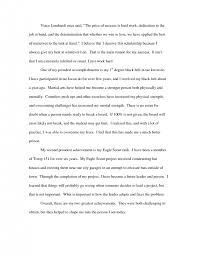 essay exles for scholarships template winning scholarship essays exles