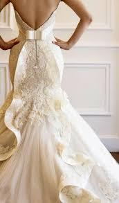 lacy black on white satin very expensive custom design wedding