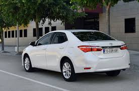 lexus made in thailand 2014 toyota corolla sedan to be imported from thailand in february