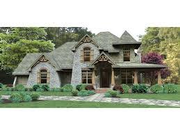 craftsman home plans home plan homepw76582 2487 square 3 bedroom 3 bathroom