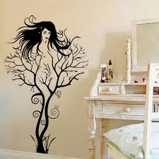 branch decorations for home its amazing the effect that can be fashion tree branch girls fairy vinyl art wall stickers decals home decor removable diy art decor stickersin wall stickers from home u garden on with branch