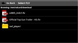 swf player for android flv player 1 8 1 apk for android now