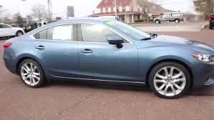 mazda car dealership 2014 mazda mazda6 i touring sedan used car dealer limerick pa