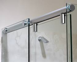 frameless sliding shower doors at home depot door stair