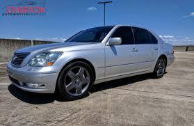 lexus ls 430 horsepower 2006 lexus ls 430 silver with black leather overton automotive