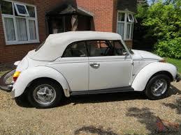 1979 vw volkswagen beetle convertible vw volkswagen super beetle bug convertible triple white karmann