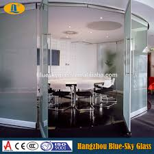 glass etching living room partition design glass etching living