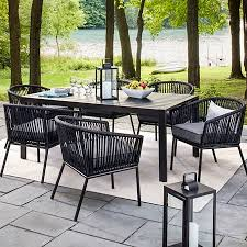 Backyard Collections Patio Furniture by Standish Patio Furniture Collection Threshold Target