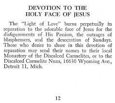 holy devotion devotion to the holy of jesus commentaries notes