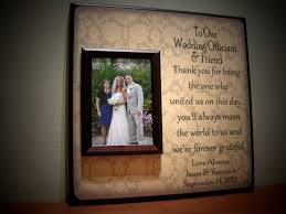 thank you wedding gifts wedding gift for friend officiant weddingbee