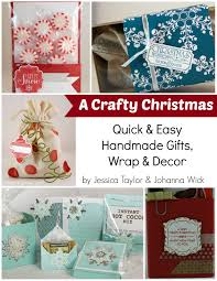 a crafty christmas ink it up with jessica