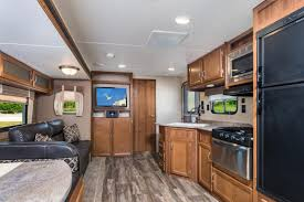 Open Range Travel Trailer Floor Plans by Conquest Travel Trailers Gulf Stream Coach Inc