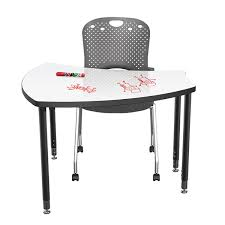 Desk Shapes Shapes Whiteboard Student Desks Schoolsin