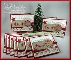 8 best stampin up christmas card ideas images on pinterest