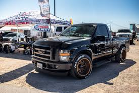 super lowered cars lowered super duty street truck put on fuel rims with low profile