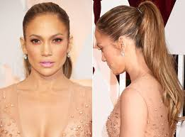 j lo ponytail hairstyles 8 ponytail ideas to try this spring instyle com