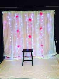 wedding backdrop lighting kit curtain wedding theme backdrop purple backdrop for weddings