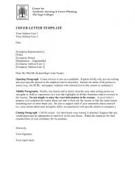 cover letter for college professor basic cover letter sample for