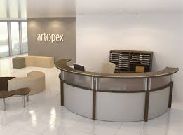 Lobby Reception Desk Reception Area And Lounge Furniture Myofficeone Com