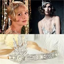 great gatsby hair accessories 1920s hair accessories ebay