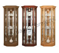 decoration glass display cabinets for collectibles wall mounted