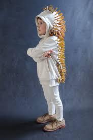Hedgehog Halloween Costume Pasta Costumes Hedgehog Project Kid