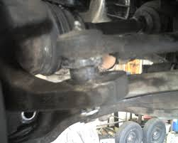 poor man u0027s tie rod end or ball joint boot 7 steps with pictures