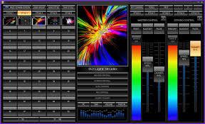dmx software usb controller dj light studio led lighting