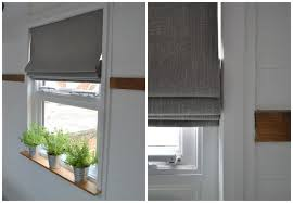 How To Make Window Blinds - west egg blog how to make a roman blind
