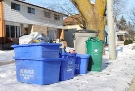 city of kitchener garbage collection changes in waterloo region for garbage and recycling
