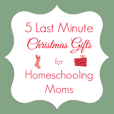 last minute gift ideas for homeschooling moms adorable chaos
