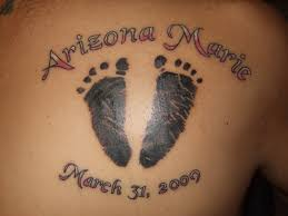 baby footprint ideas footprint tattoos designs ideas and meaning tattoos for you