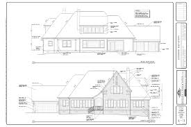 House Elevation Dimensions by Residential Design Dullea U0026 Associates Residential Design