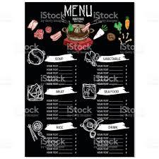 menu japanese food sukiyaki shabu restaurant template design hand