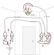 winsome wiring diagram ceiling fan light two switches inspiring
