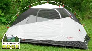 Kelty Canopy by Kelty Gunnison 2 Backpacking Tent Youtube