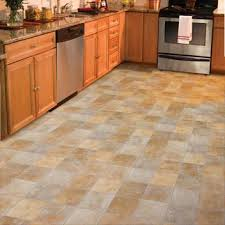 vinyl tile flooring kitchen flooring design