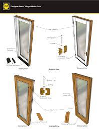 Out Swing Patio Doors Designer Series Hinged Patio Door Pella Pdf Catalogues