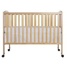 dream on me full size 2 in 1 folding stationary side crib review