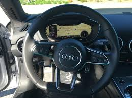 first audi first drive review 2016 audi tt by anthony fongaro