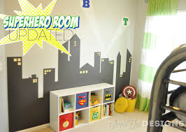boys bedroom ideas superhero modern interior design inspiration