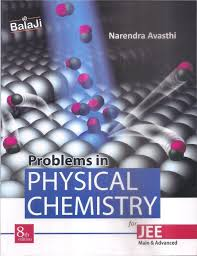narendra avasthi problems in physical chemistry for jee main