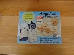 babyphone für 2 kinderzimmer angelcare babyphone ac420d neue akkus 2 sender für 2 kinderzimmer