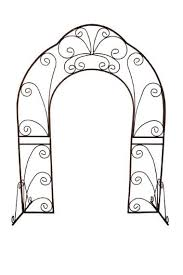 wedding arch nashville 44 best arches images on wrought iron arbors and