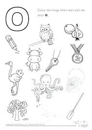 coloring pages for letter c letter o coloring pages letter o coloring page for orange alphabet